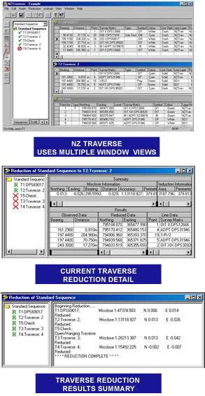 Hale & Associates -- NZTRAVERSE -